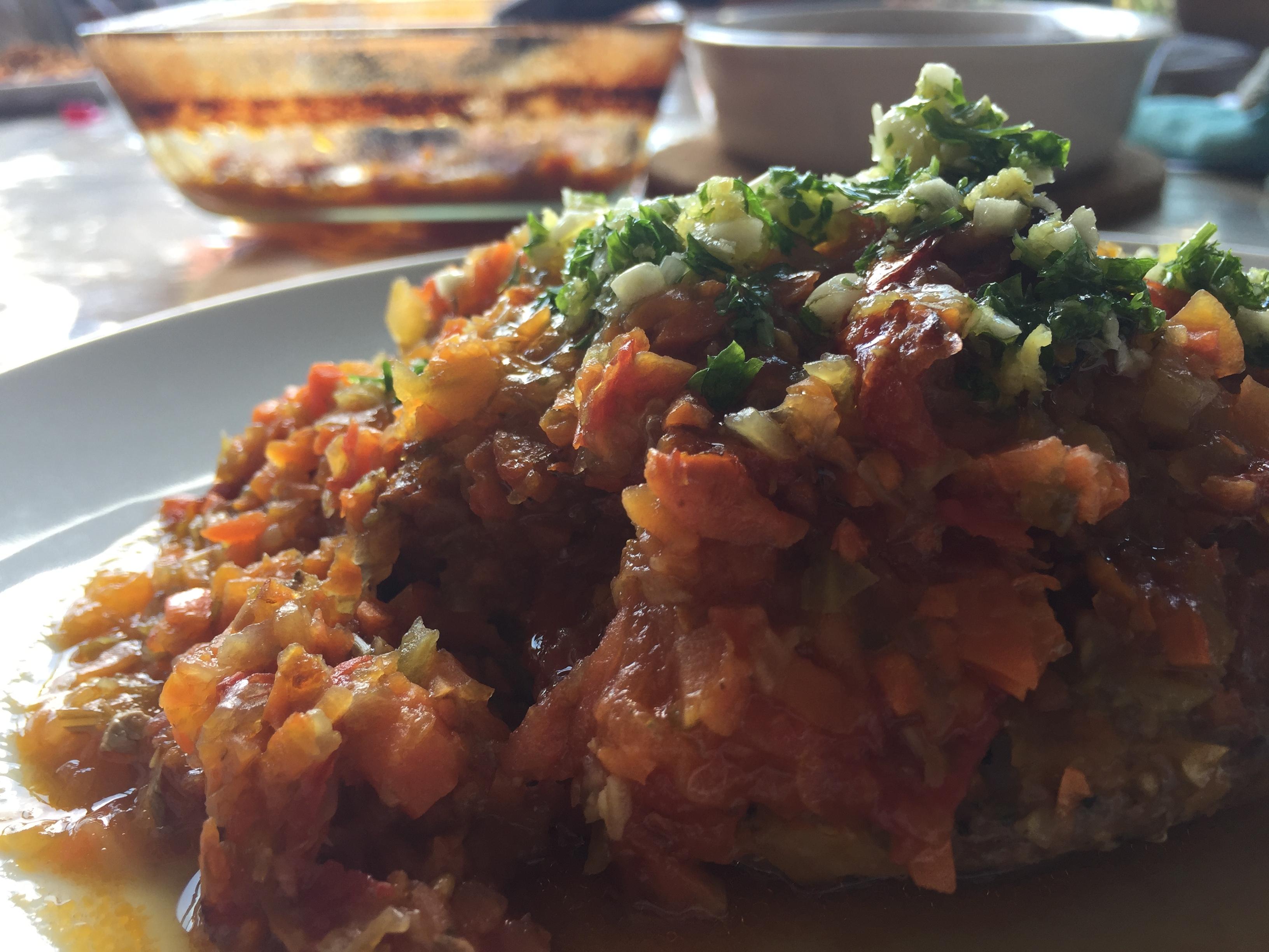 Recept voor Ossobuco Milanese, kalfsvlees op Milanese wijze